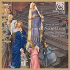 馬肖 - 聖母彌撒 Machaut: Messe de Nostre Dame