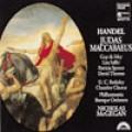 Handel 韓德爾:Judas Maccabaeus 神劇《猶大.馬卡布斯》