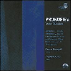 普羅高菲夫:小提琴奏鳴曲  Prokofiev.Violin Sonatas.Amoyal/Chiu