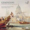 傑米尼亞尼:大協奏曲作品五 Geminiani: oncerti Grossi/ Manze, Andrew violin