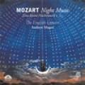 莫札特:夜間音樂 Mozart: Night Music/ The English Concert / Andrew Manze