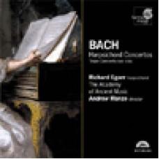 巴哈:大鍵琴協奏曲全集(附《三重複協奏曲,BWV1044》)(2 CD) Bach . Harpsichord Concertos, Triple Concerto