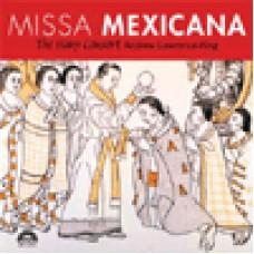 墨西哥彌撒 Missa Mexicana . The Harp Consort / Andrew Lawrence-King