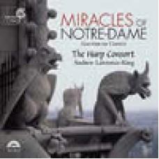 高提耶.狄.柯因西:《聖母的奇蹟》The Harp Consort / Andrew Lawrence-King