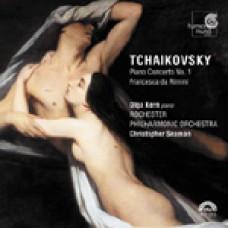 柴可夫斯基:《第1號鋼琴協奏曲》/《黎米尼的法蘭契絲卡》Tchaikovsky: Concreto No.1 in B-flat minor, Francesca da imini / Olga Kern, piano / Rochester Philharmonic Orchestra‧Christopher Seaman