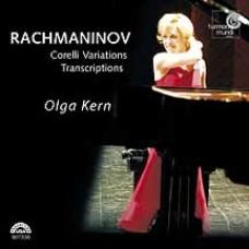 拉赫曼尼諾夫:《柯賴里主題變奏曲》/《改編曲集》Rachmaninov Olga Kern Transcriptions/Variations