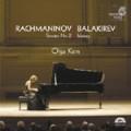 拉赫曼尼諾夫:《第二號鋼琴奏鳴曲》、巴拉基列夫:《伊斯拉美》及塔涅夫與李亞道夫作品 RACHMANINOV:Sonata no.2 / BALAKIREV:Islamey