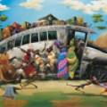 非洲傳承 Africa Straight Ahead/ 安迪.納瑞爾Andy Narell