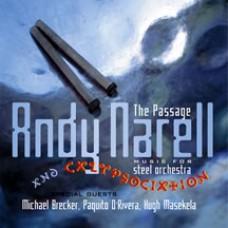 安迪.納瑞爾與卡利普索鋼鼓樂隊─行腳Andy Narell ─ The Passage