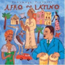 Afro ~ Latino 非洲-拉丁之旅
