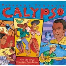 海上的民謠-加力騷 Calypso: Vintage Songs From the Caribbean