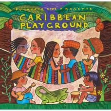 加勒比海遊樂場 Caribbean Playground -Putumayo兒童櫥窗系列