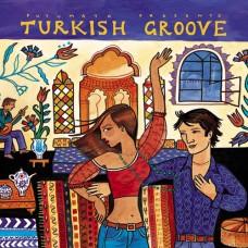 Turkish Groove  時尚舞曲精選系列 (8) 舞動土耳其