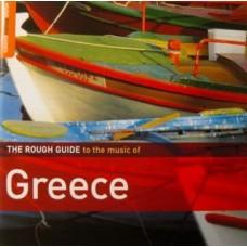 希臘:蘭貝提卡與近東民歌THE MUSIC OF GREECE