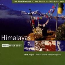喜馬拉雅山(西藏/尼泊爾/拉達克:來自香格里拉的音響)