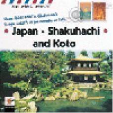 Jopan- Shakuhachi and koto 日本-「尺八竹笛」與「十三絃琴」
