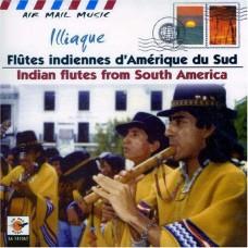 Flutes indiennes d'Amerique du Sud  南美洲