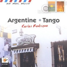 Argentina - Tango 阿根廷探戈