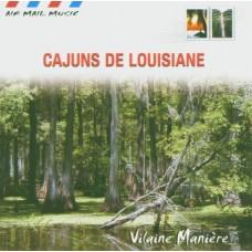 Cajuns of Louisiane / 路易西安那州卡將傳統音樂