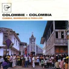 COLOMBIA - Cumbia, Bambucos & Pasillos 哥倫比亞的音樂