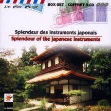 Splendour of the Japanese Instruments 日本樂器的燦爛光輝 (三味線 Shamisen、 尺八 Shakuachi、 箏 Koto)