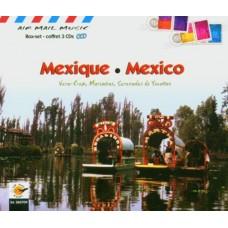 Mexico 墨西哥:維拉-克魯茲,馬林巴琴,尤卡坦小夜曲 3CD