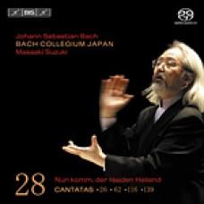 巴哈:清唱劇第28集 - BWV26, 62 & 116 Bach:Cantatas Vol.28 - BWV26, 62 & 116