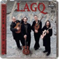 洛杉磯吉他四重奏團《拉丁神韻》 Los Angeles Guitar Quartet / Latin