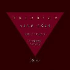 佩爾特:聖樂合唱作品集 Arvo Part:Triodion、Nunc Dimittis、Salve Regina ect.