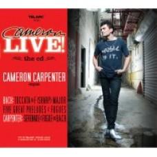 Cameron Carpenter : Cameron Live!