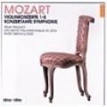 Mozart: Violinkonzerte 1-5 Regis Pasquier Orchestra Philharmonique de Liege Pierre Bartholomee 莫札特:交響協奏曲、五首小提琴協奏曲